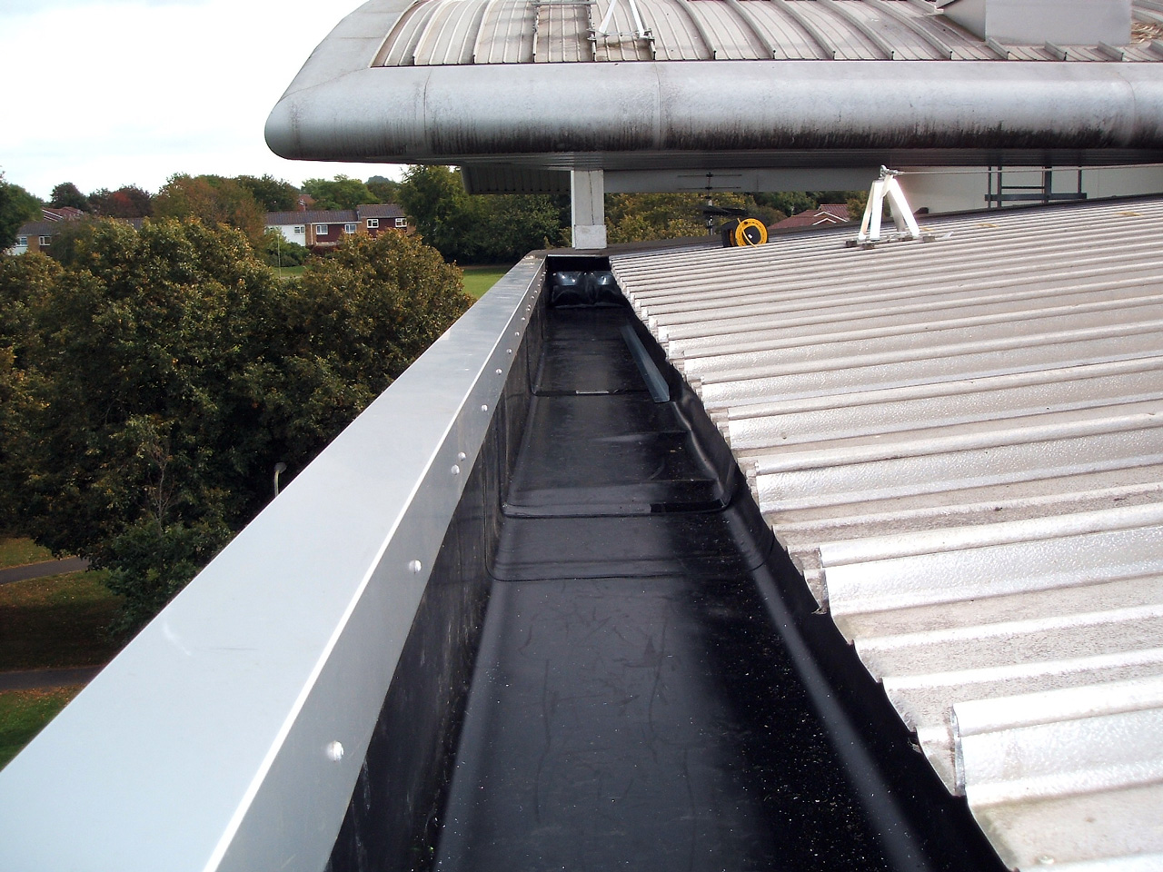 Commercial Services Custom And Copper Gutter Company 561